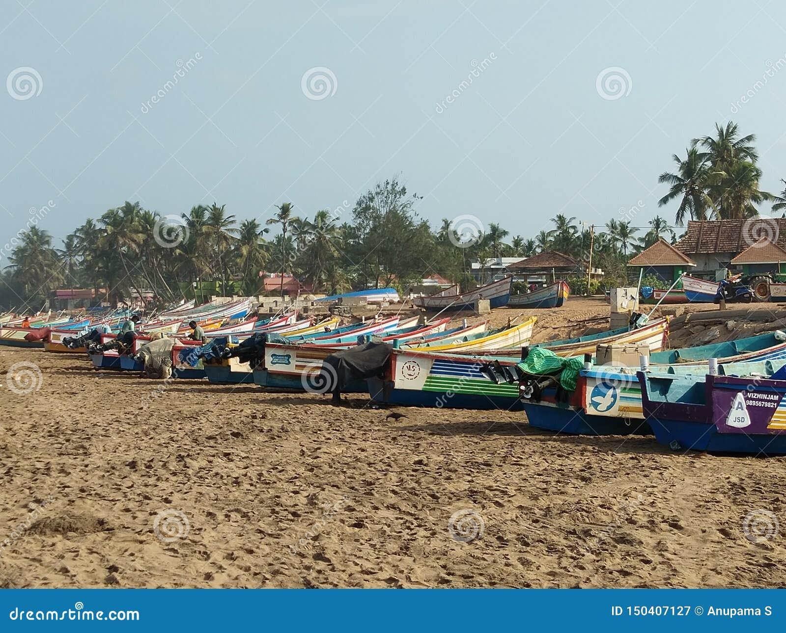 Shankumugham beach kerala