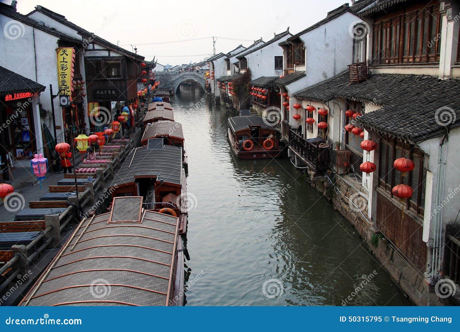 Shantang Street,Suzhou,Jiangsu ,China