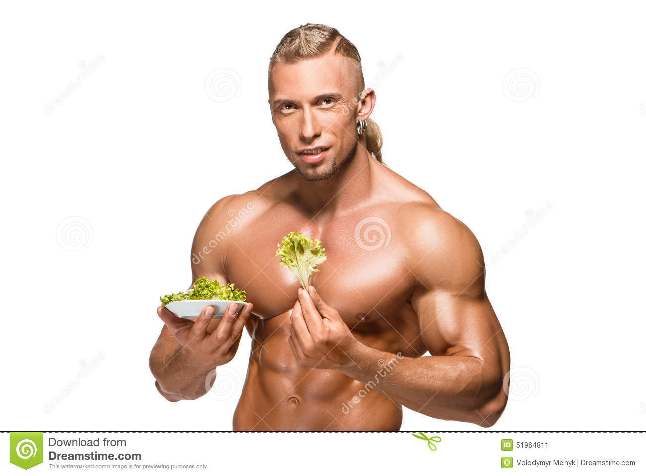 how to get healthy body for man