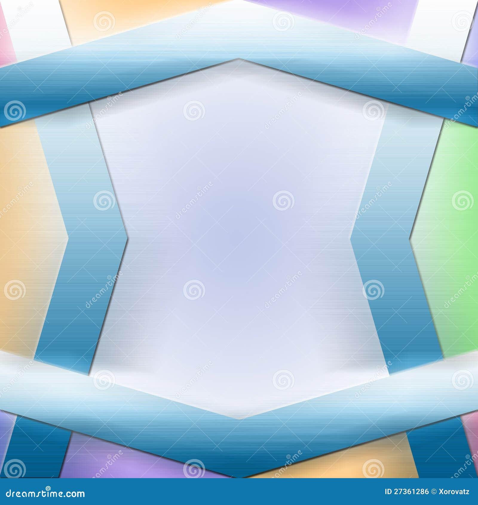 shapes design advertisement background royalty free stock image