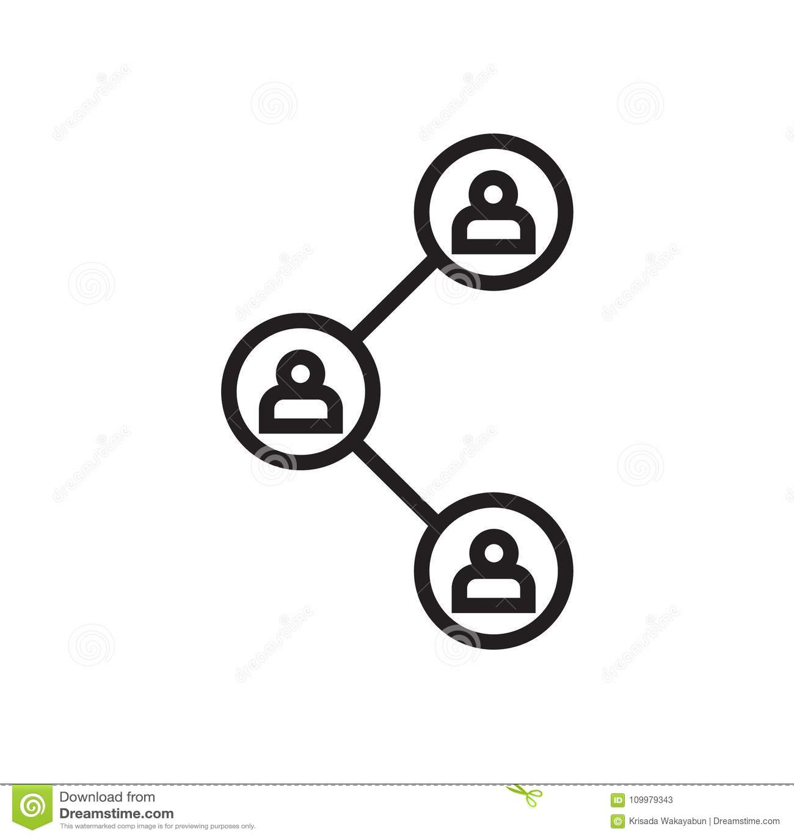 network and server icon set  vector eps10  cartoon vector