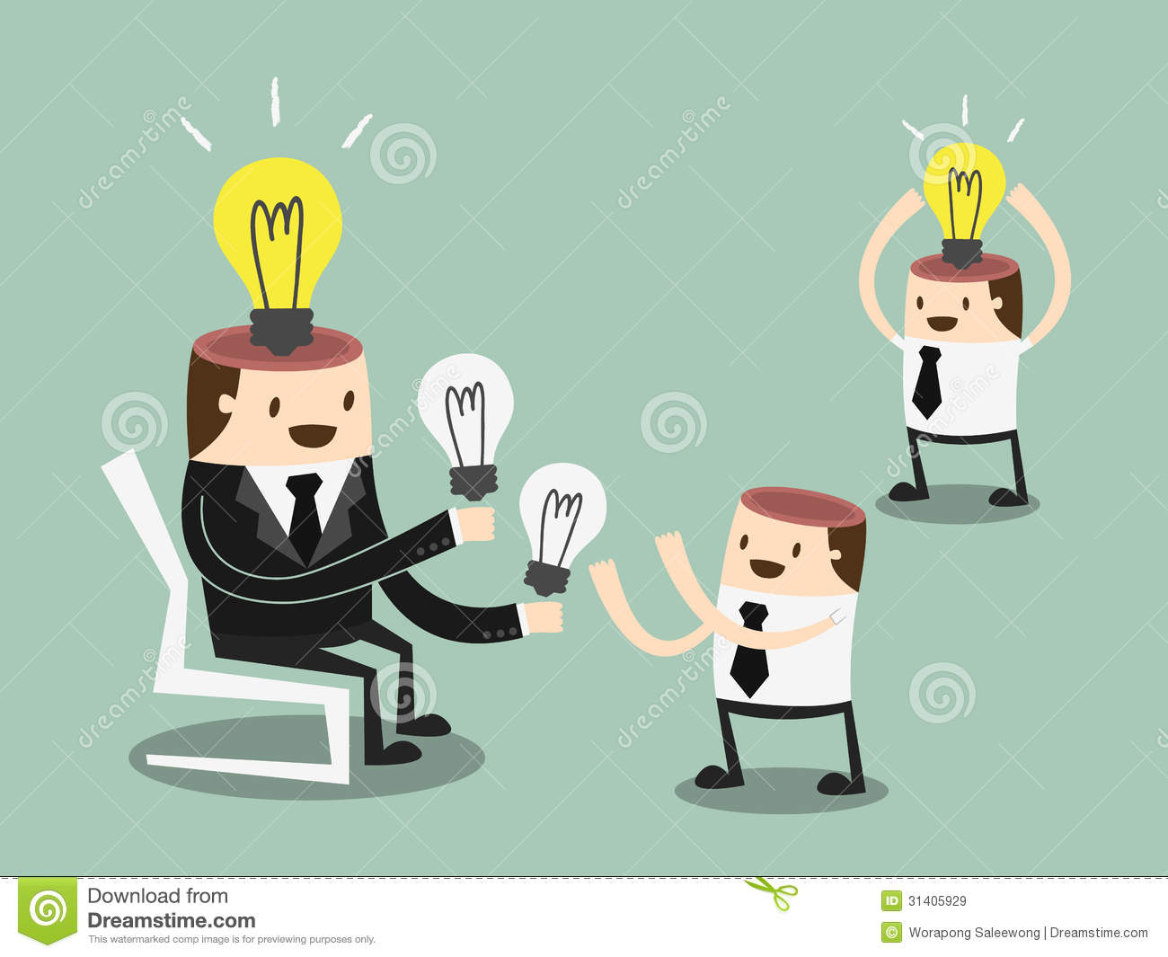 Share Ideas Royalty Free Stock Images Image 31405929