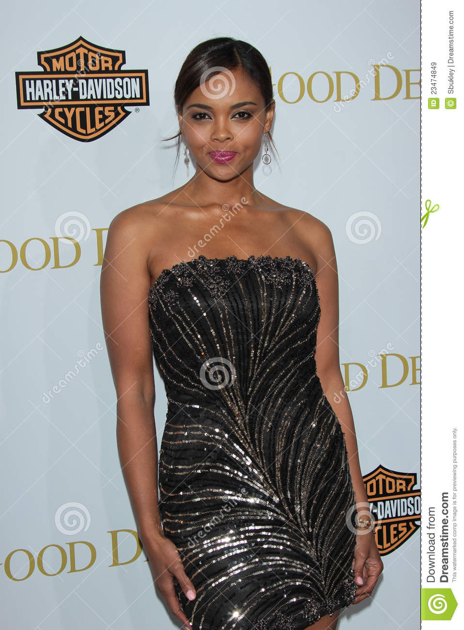 sharon leal biography