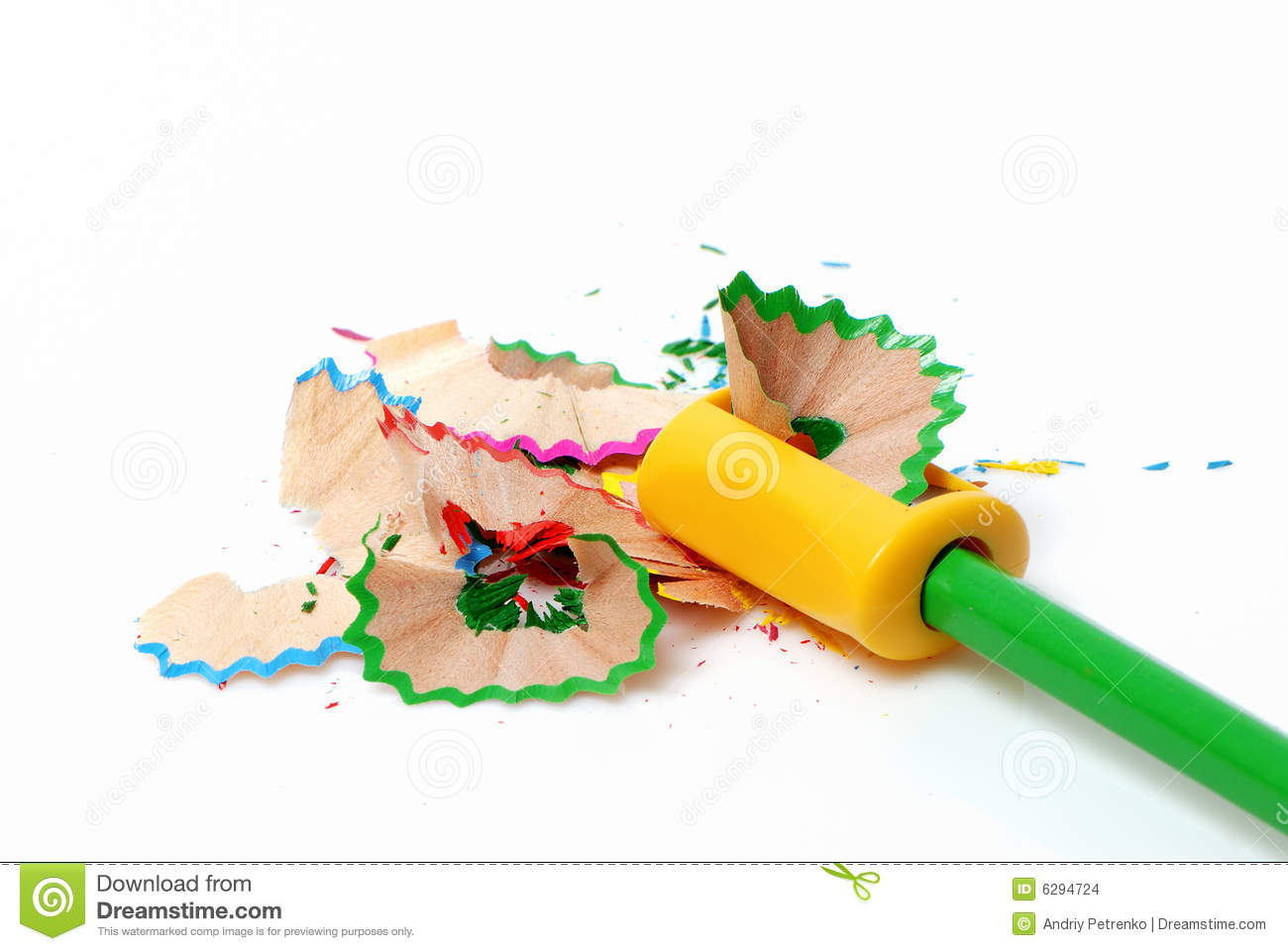 Sharpened Pencil, And Sharpening Stock Images - Image: 6294724