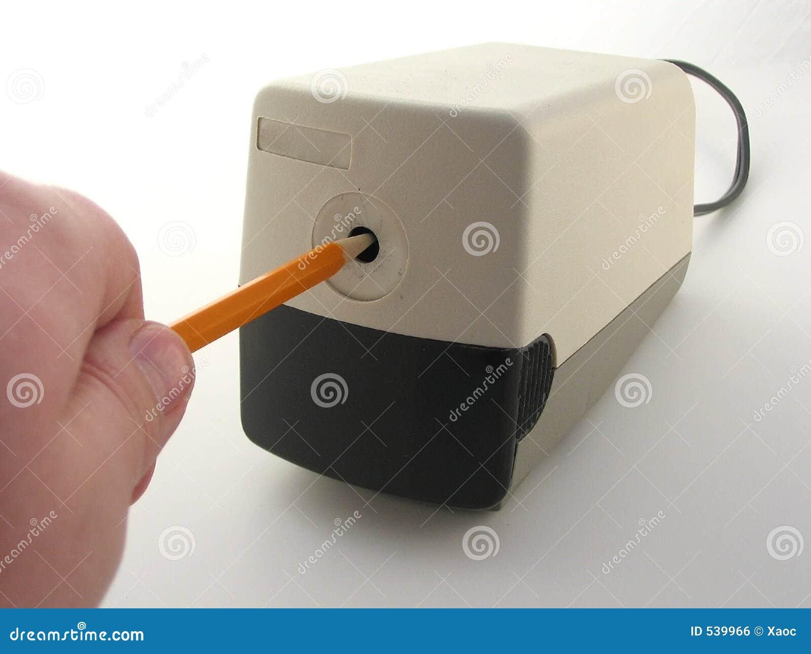 Sharpening do lápis