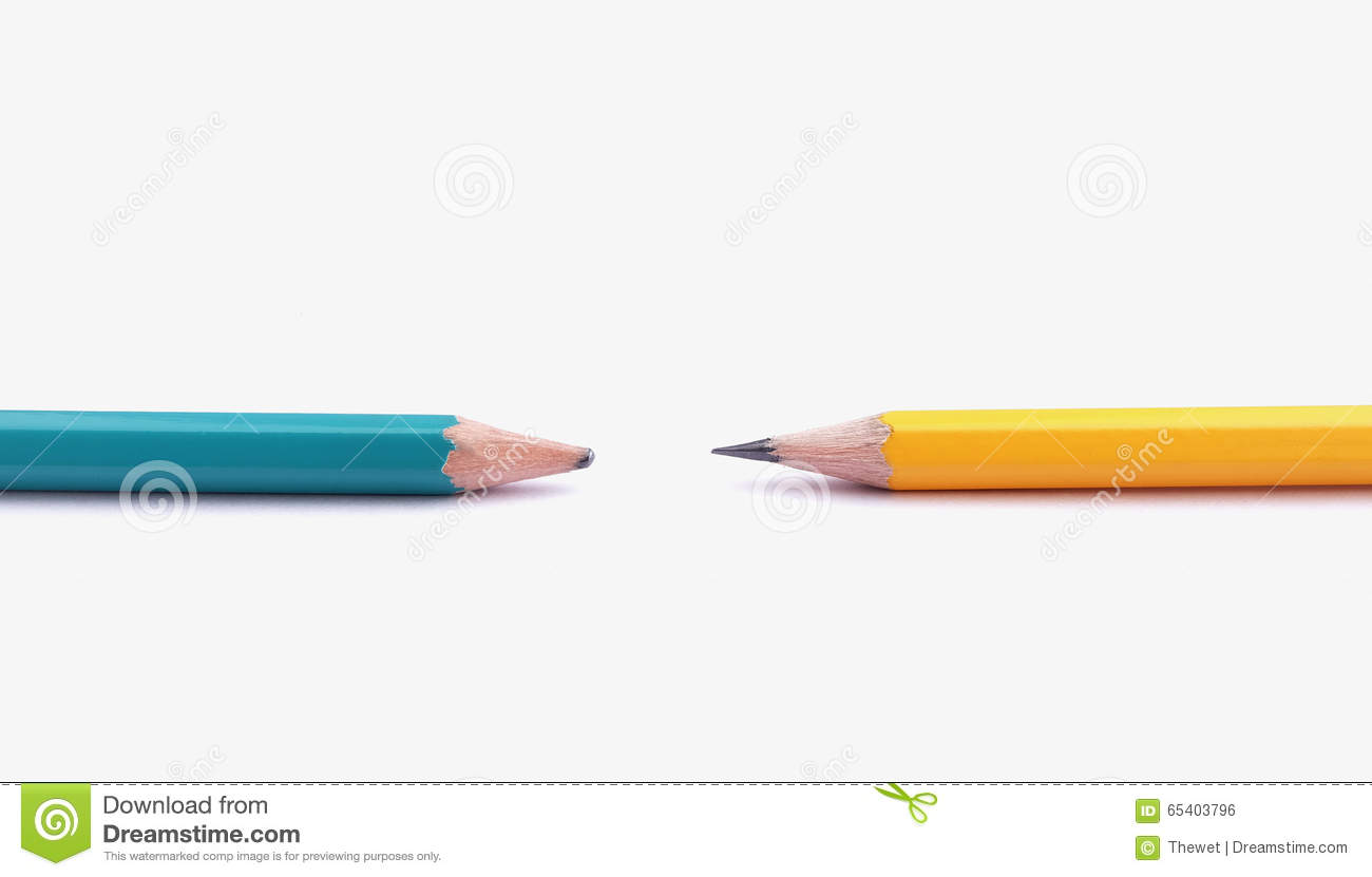 Sharpening pencil and unsharpening pencil