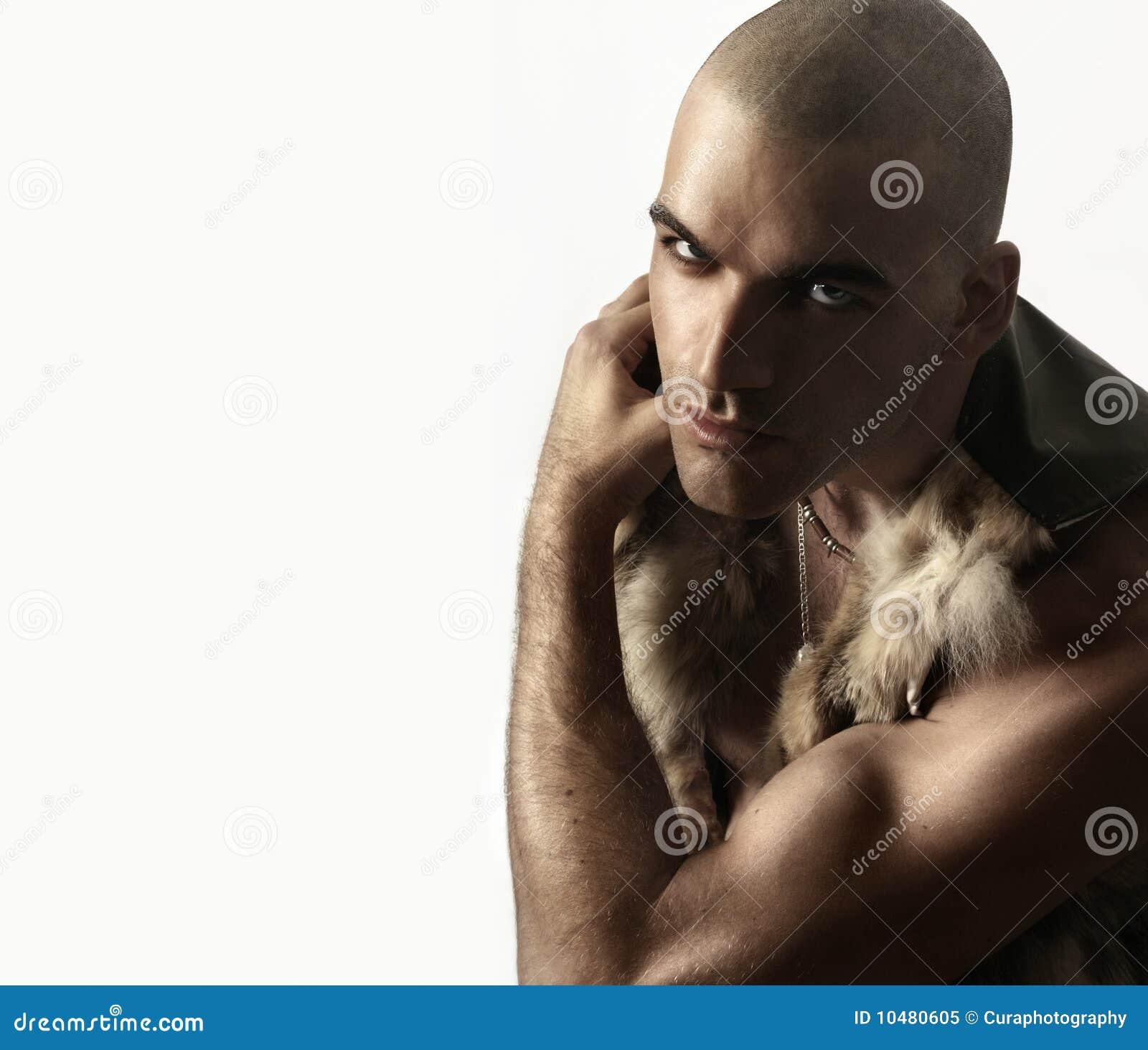 Фото парней с бритой головой 6 фотография