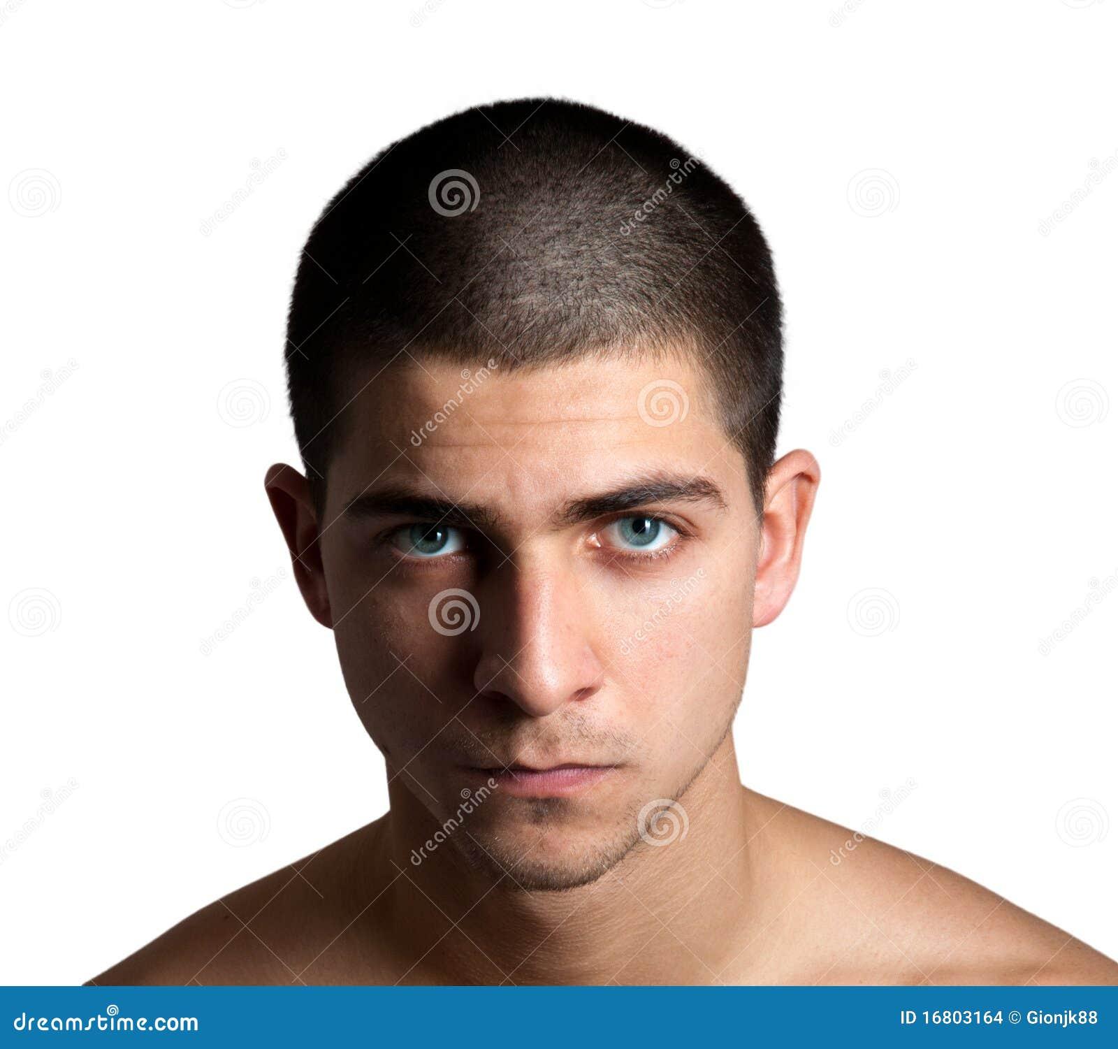 Фото парней с бритой головой 18 фотография