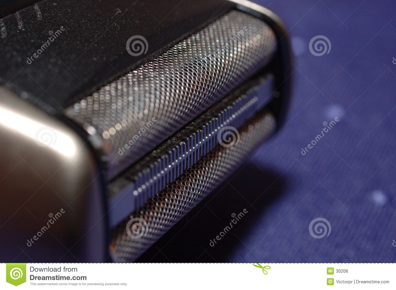 Download Shaver stock photo. Image of shave, razor, shaving, cheek - 30206