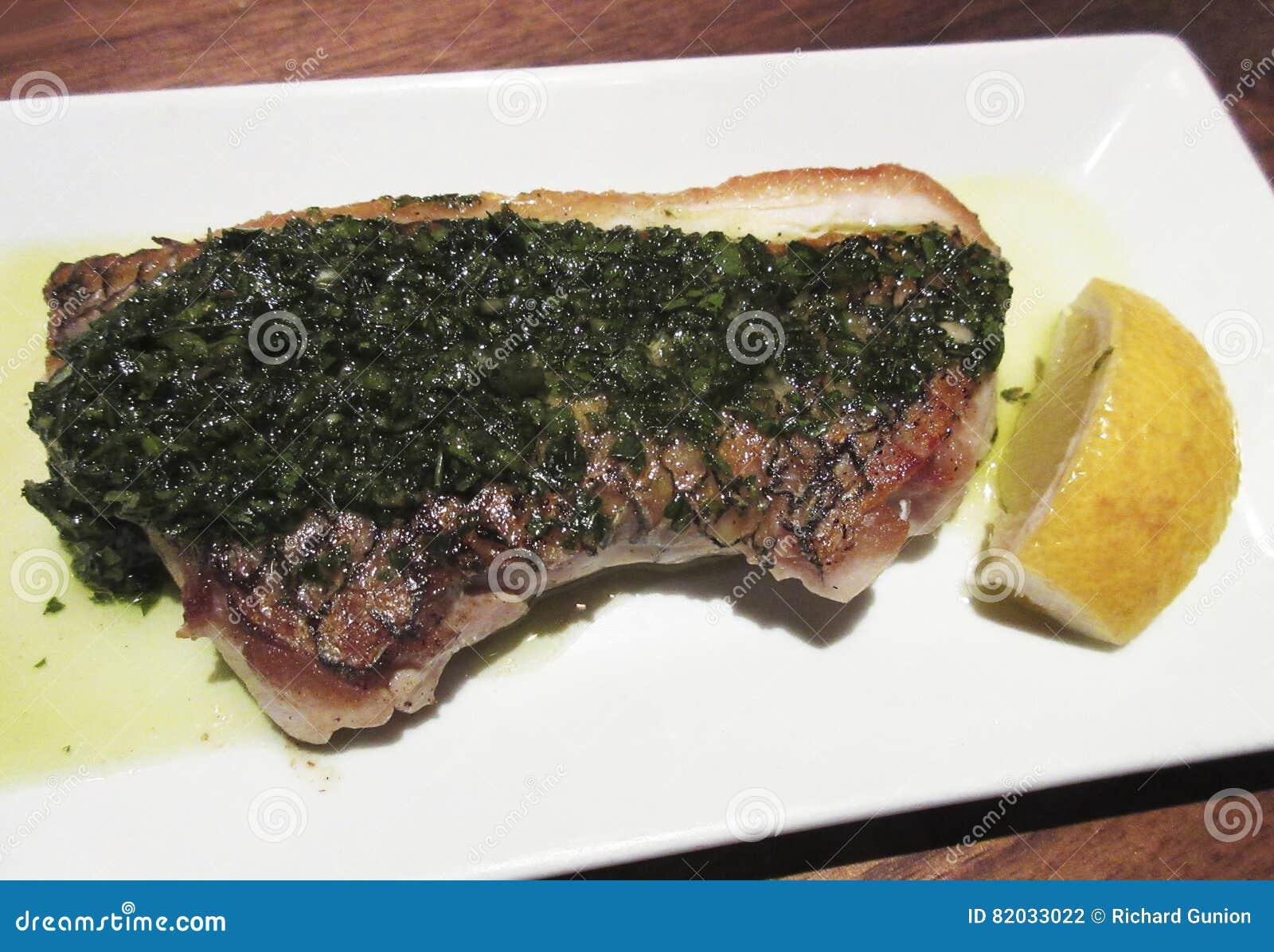 Sheepshead Fish Tapas