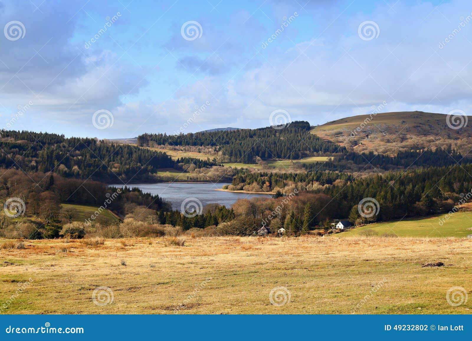 Sheepstor dartmoor national park devon