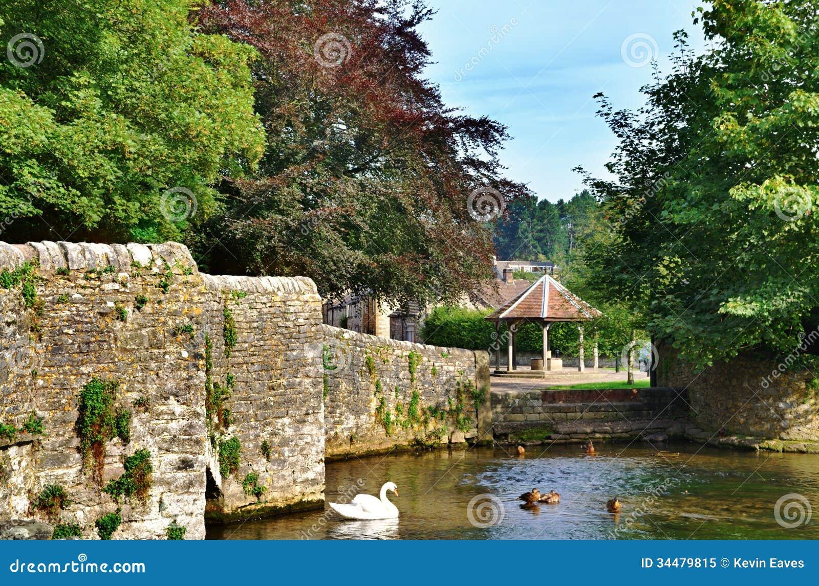 Sheepwashbrug, ashford-in-de-Water