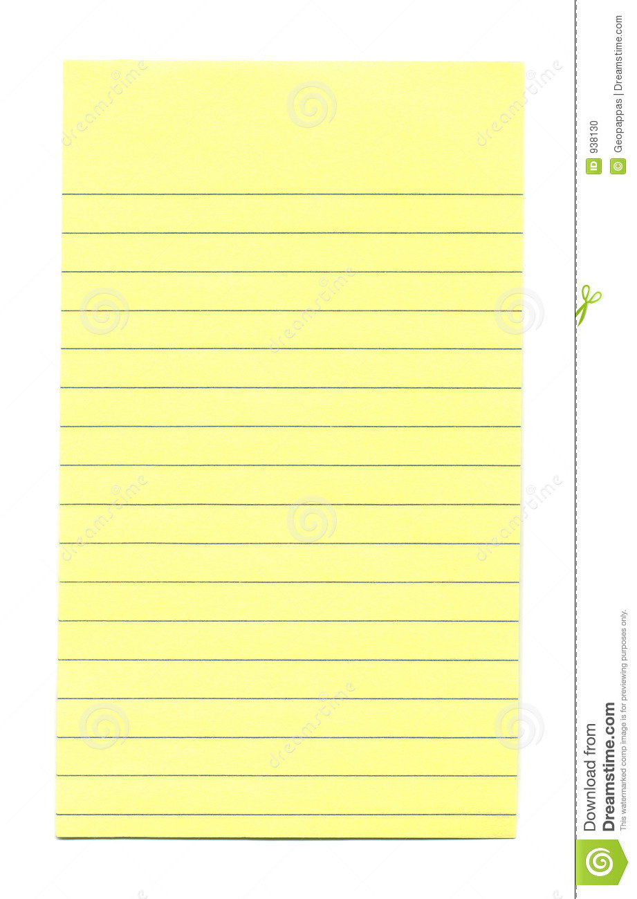 Lined Paper  Printable Paper