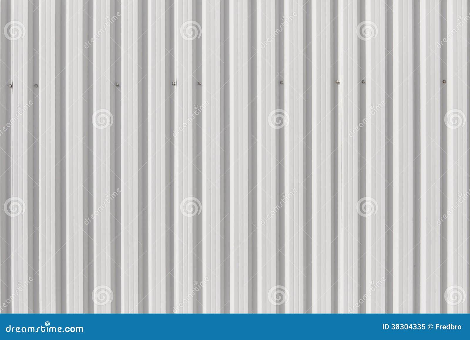 White Sheet Metal : Sheet cladding texture royalty free stock photo image