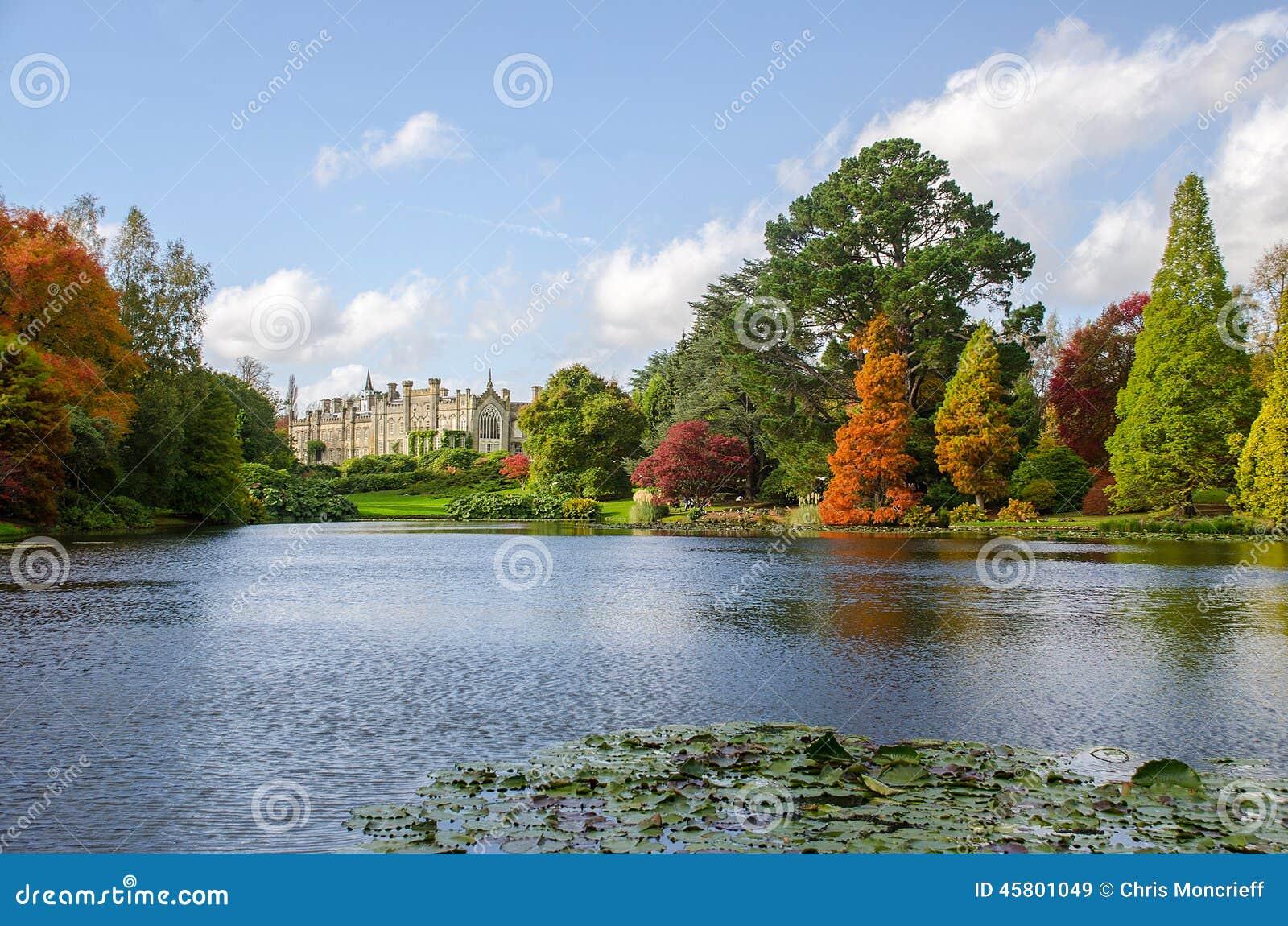 Sheffield Park Gardens Stock Photo - Image 45801049
