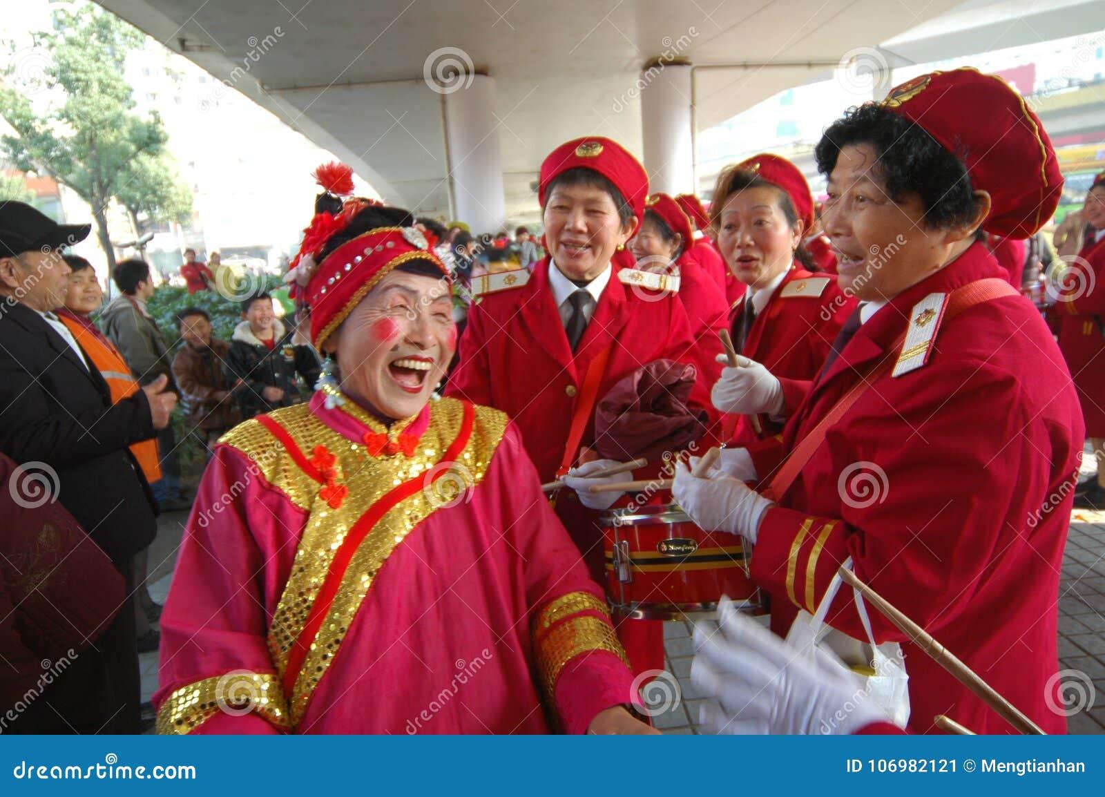 Chinese matchmaking ceremony