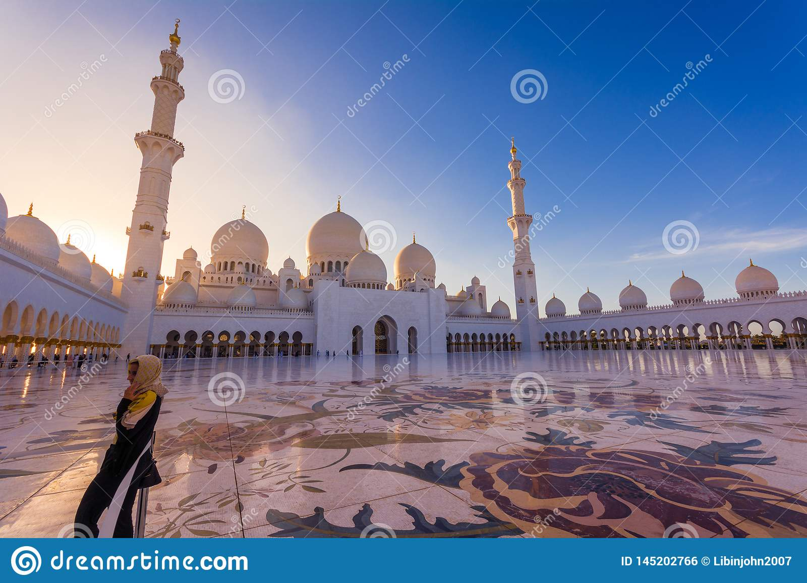Sheikh Zayed Grande Mesquita