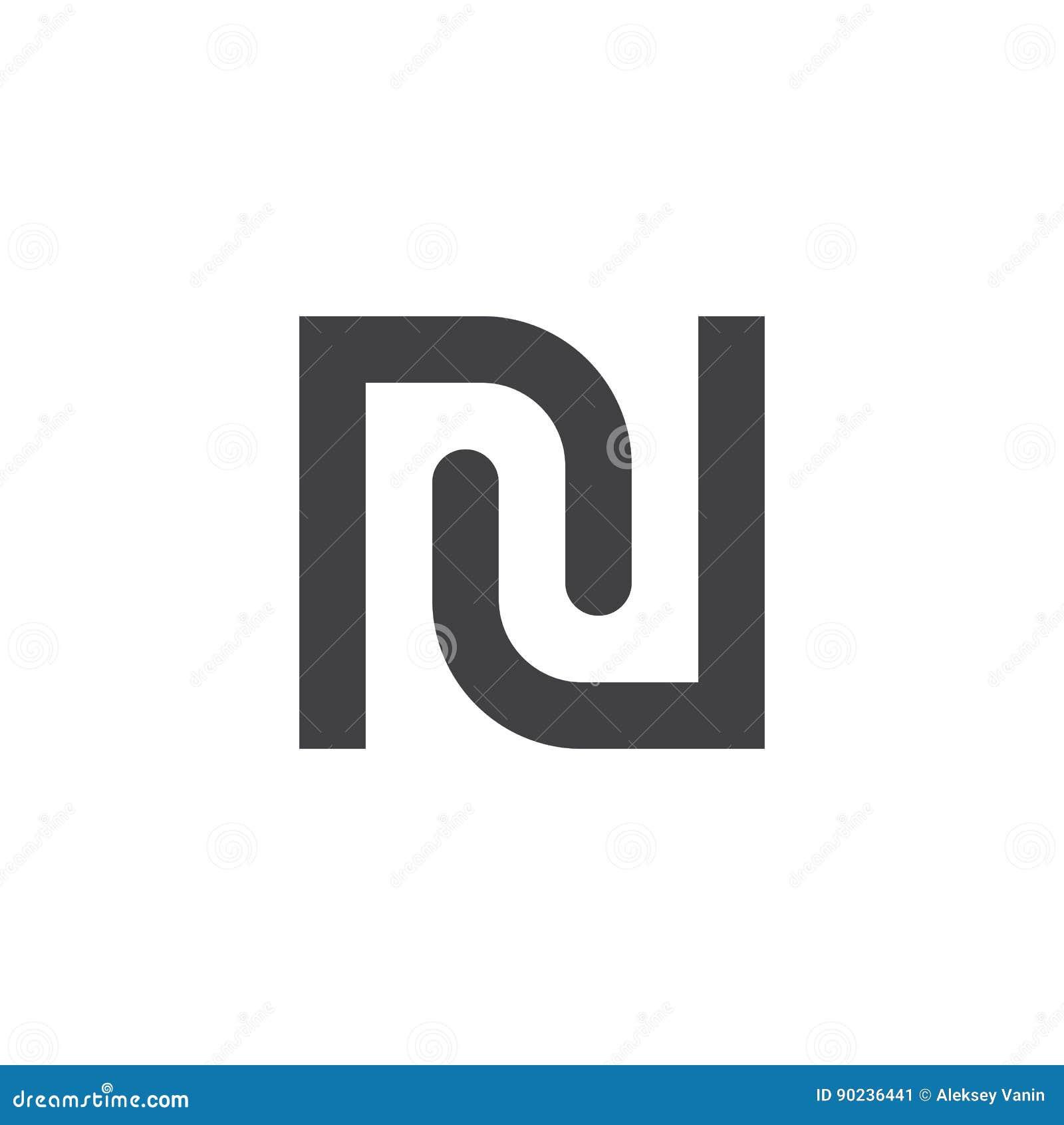 Shekel Symbol Sign Solid Logo Illustration Pictogram I Stock