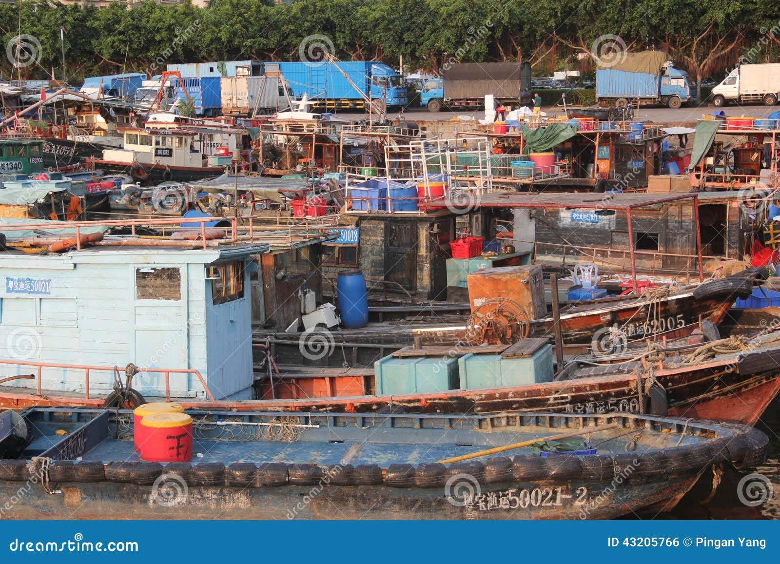 Download Shekou Fiskeport I SHENZHEN KINA AISA Redaktionell Bild - Bild av anslutat, seminarium: 43205766