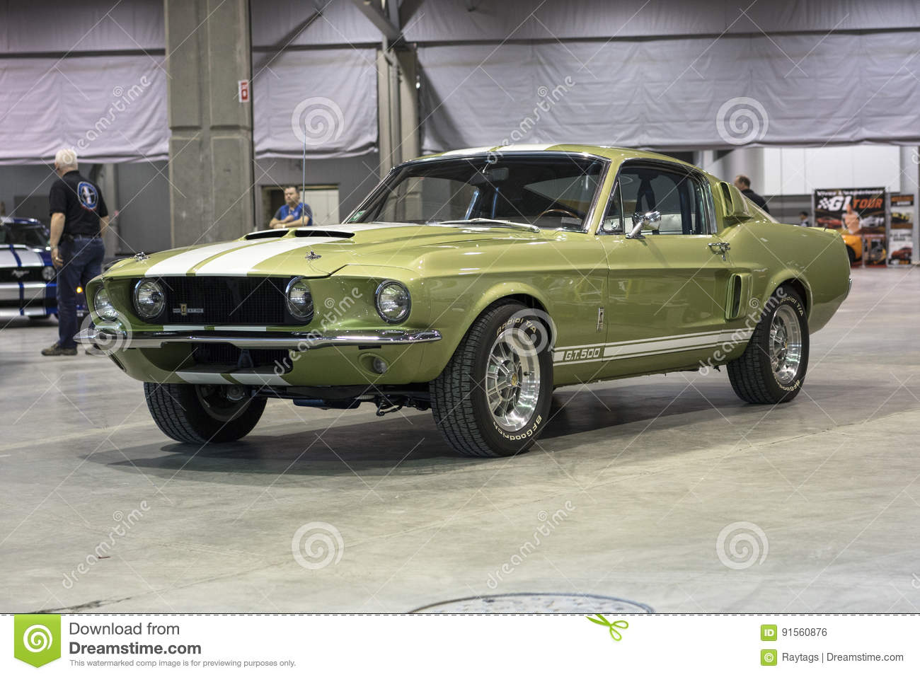 1967 Shelby GT500 editorial photo  Image of power, ford