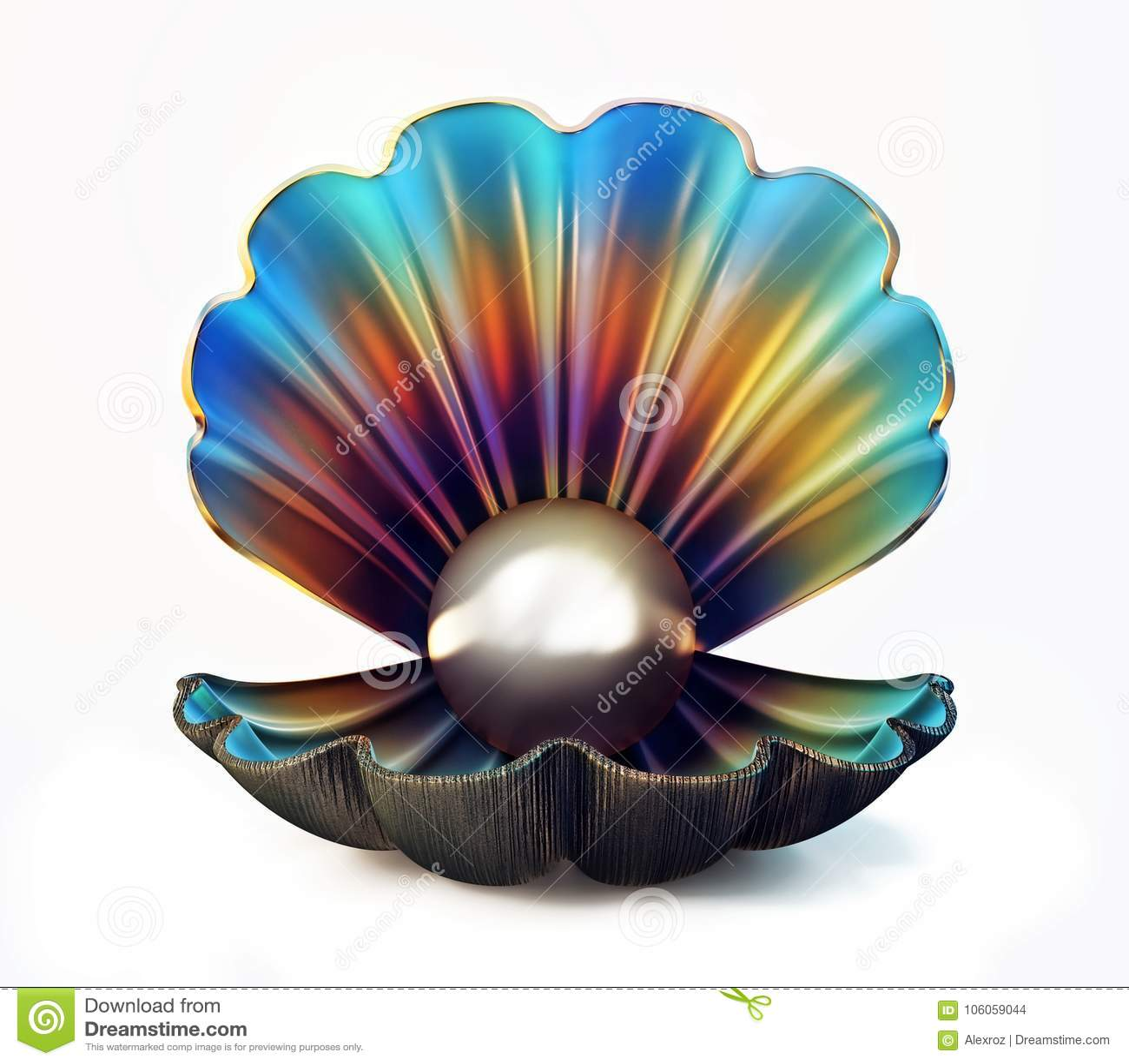 Shell da pérola
