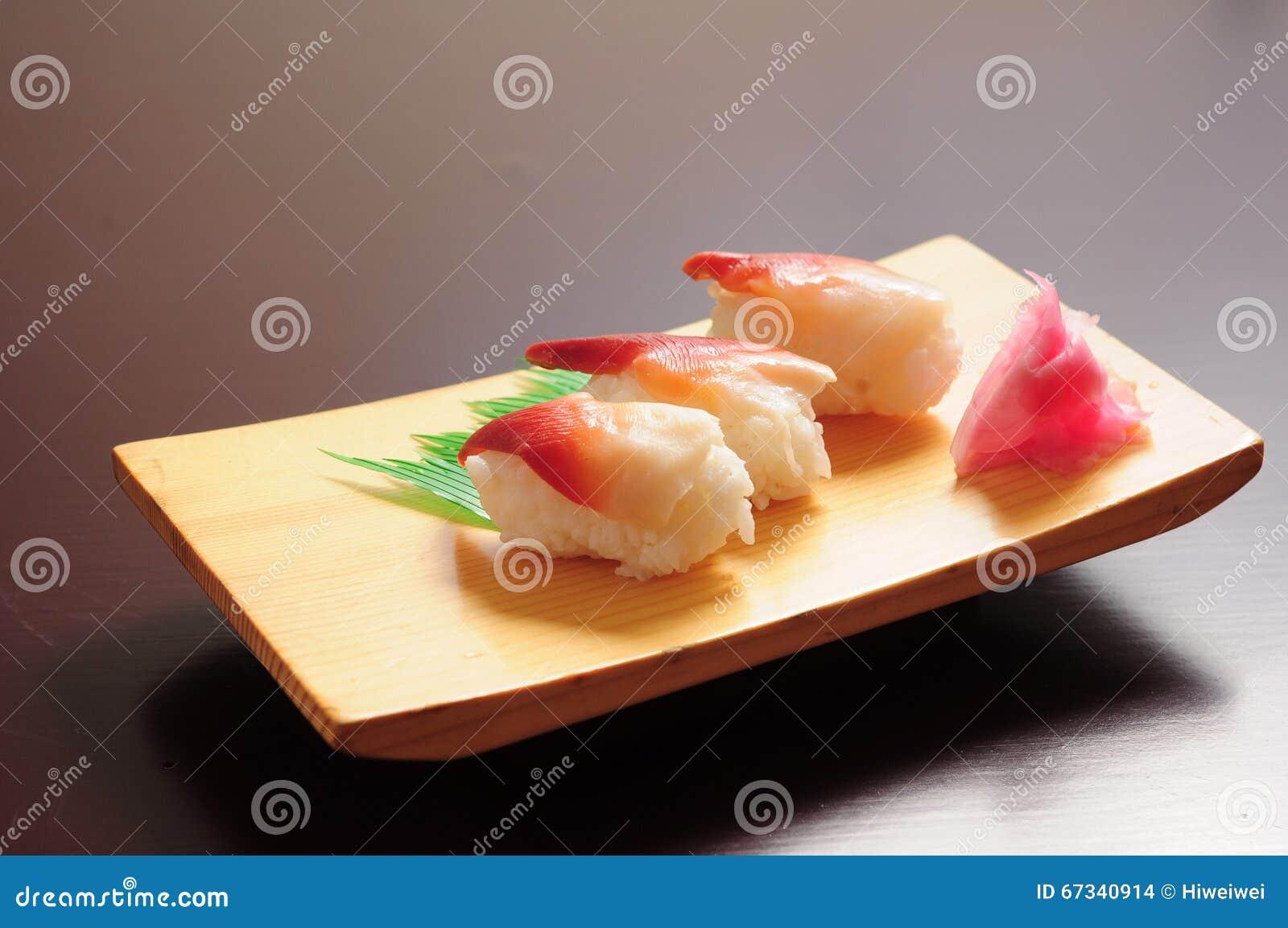 Shell Sushi du nord