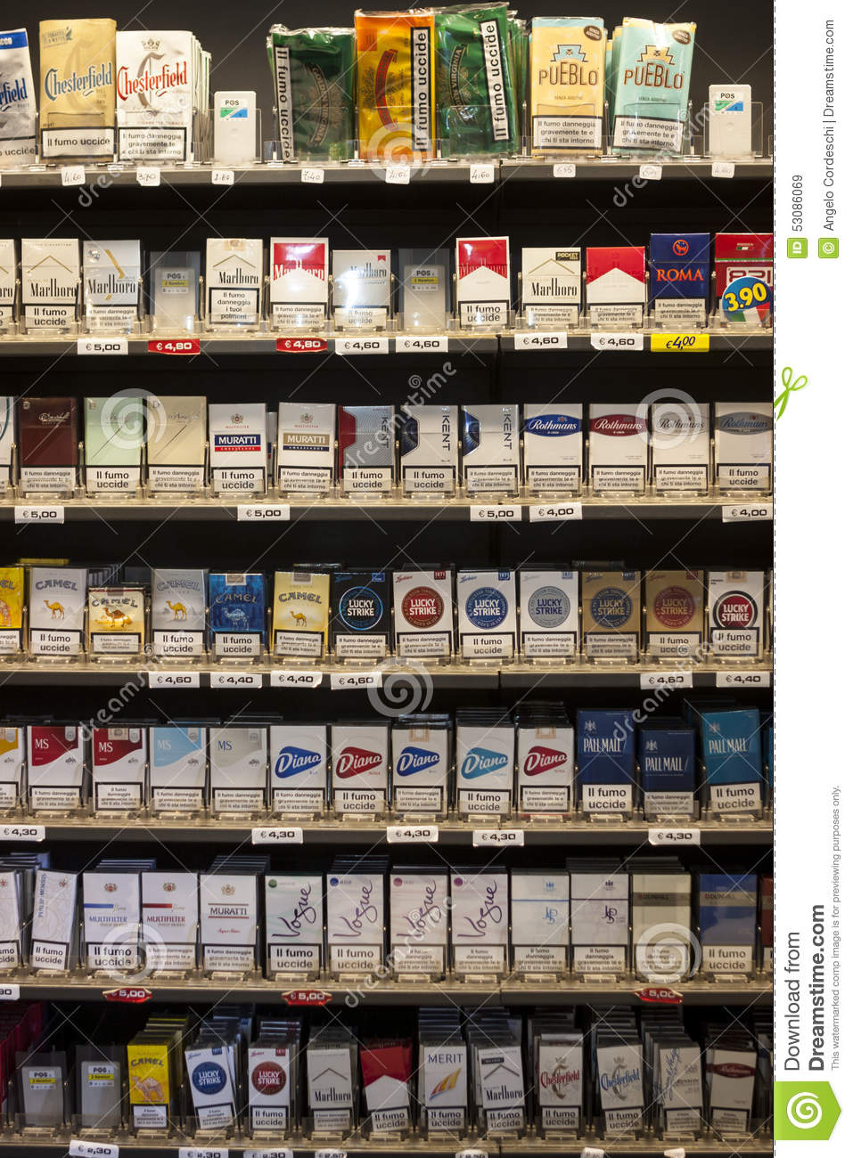 Tobacco Retail Business Plan