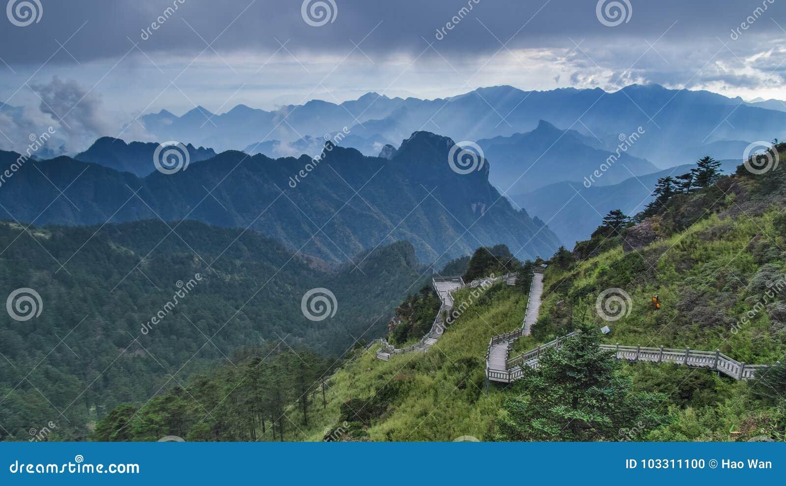 ShenNongJia Shennong dolina