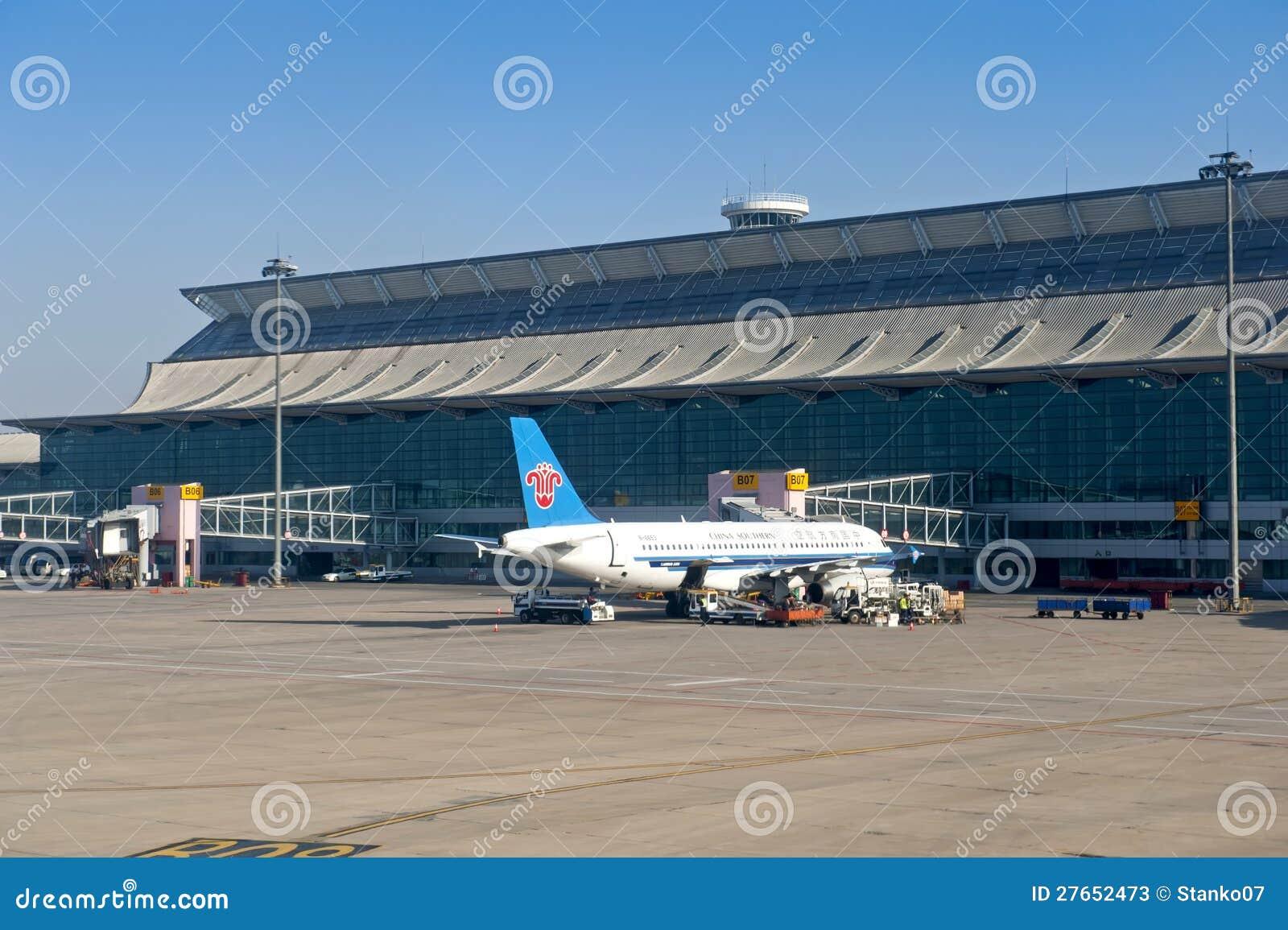 Xian Aeroporto : Shenyang taoxian international airport editorial stock photo