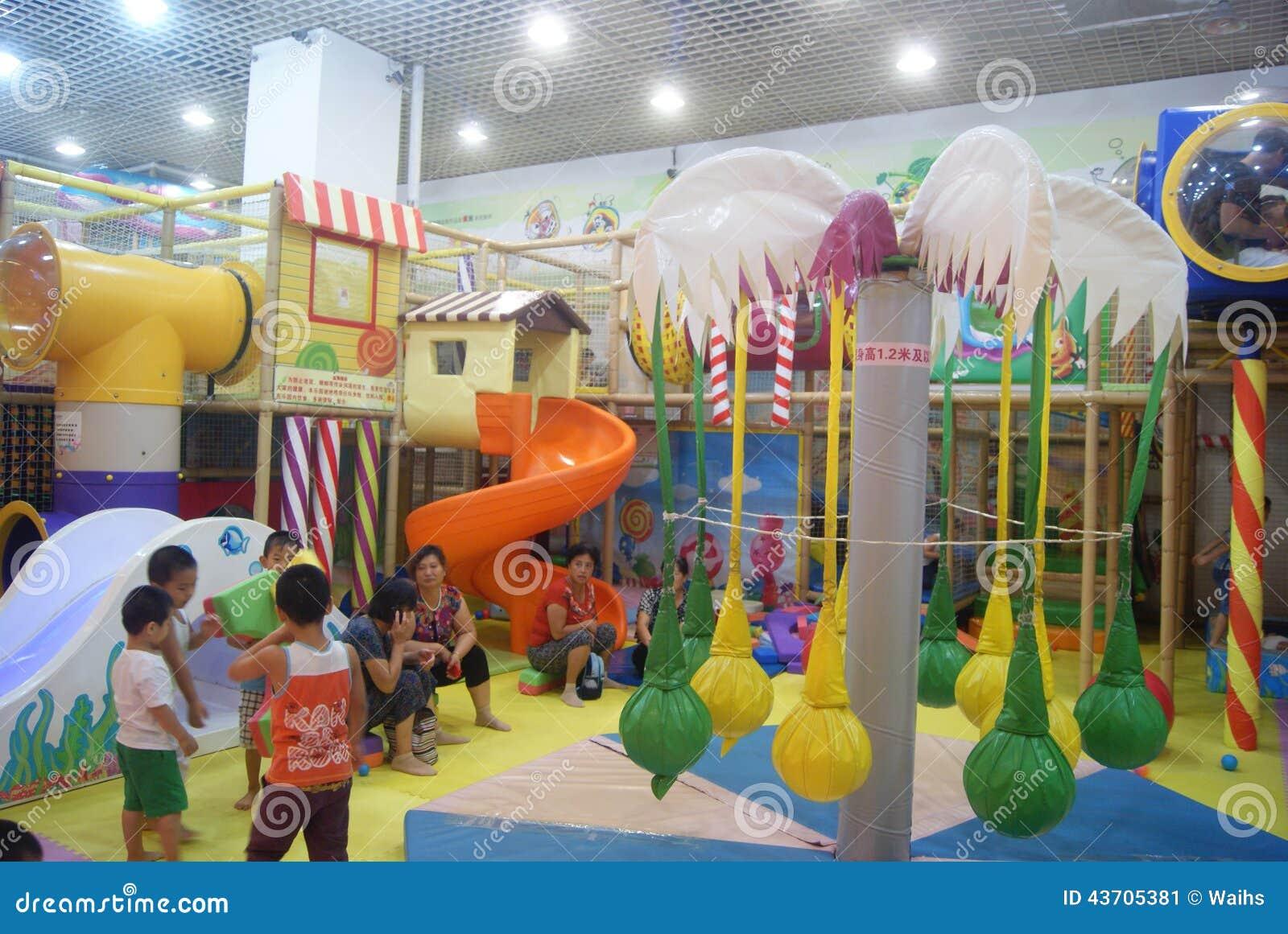Shenzhen China Children S Recreation Center Editorial