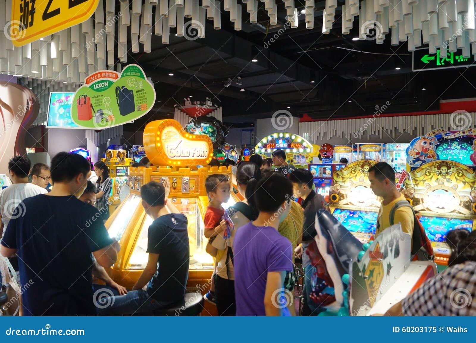 Chinatown Game Room