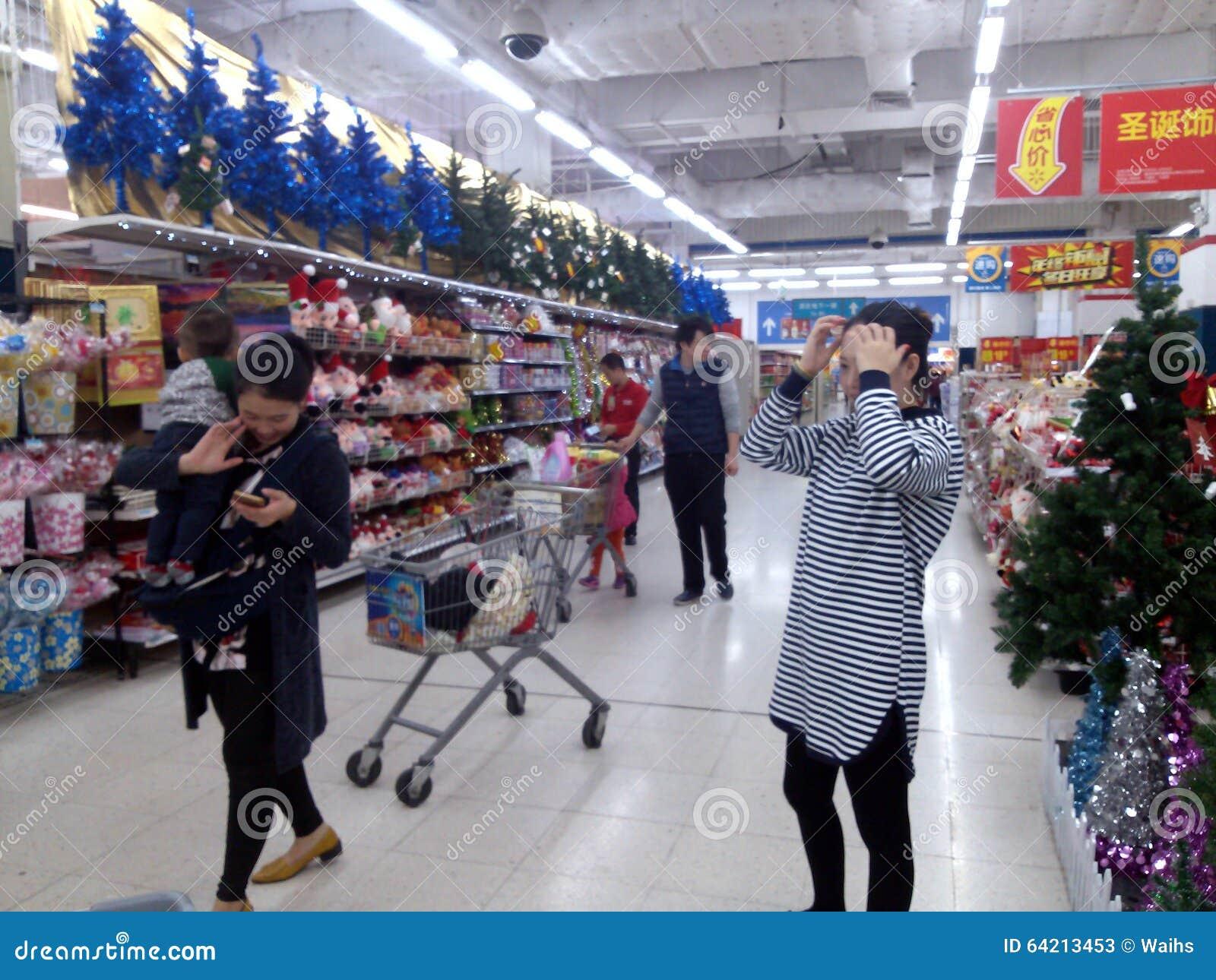 Shenzhen, China: Wal-Mart