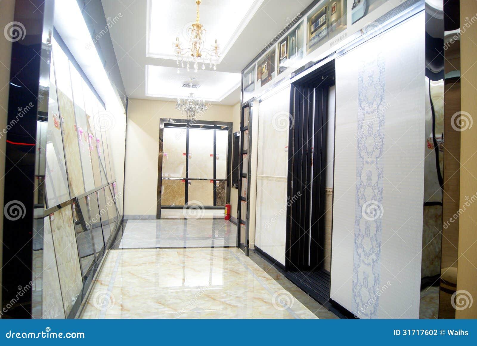 Shenzhen China Xixiang Building Materials Furniture Market Editorial Photography Image 31717602