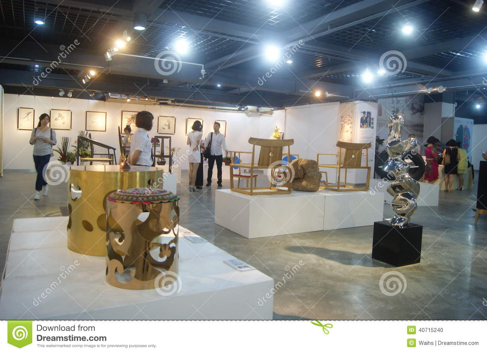 Creative Exhibition Design Ideas