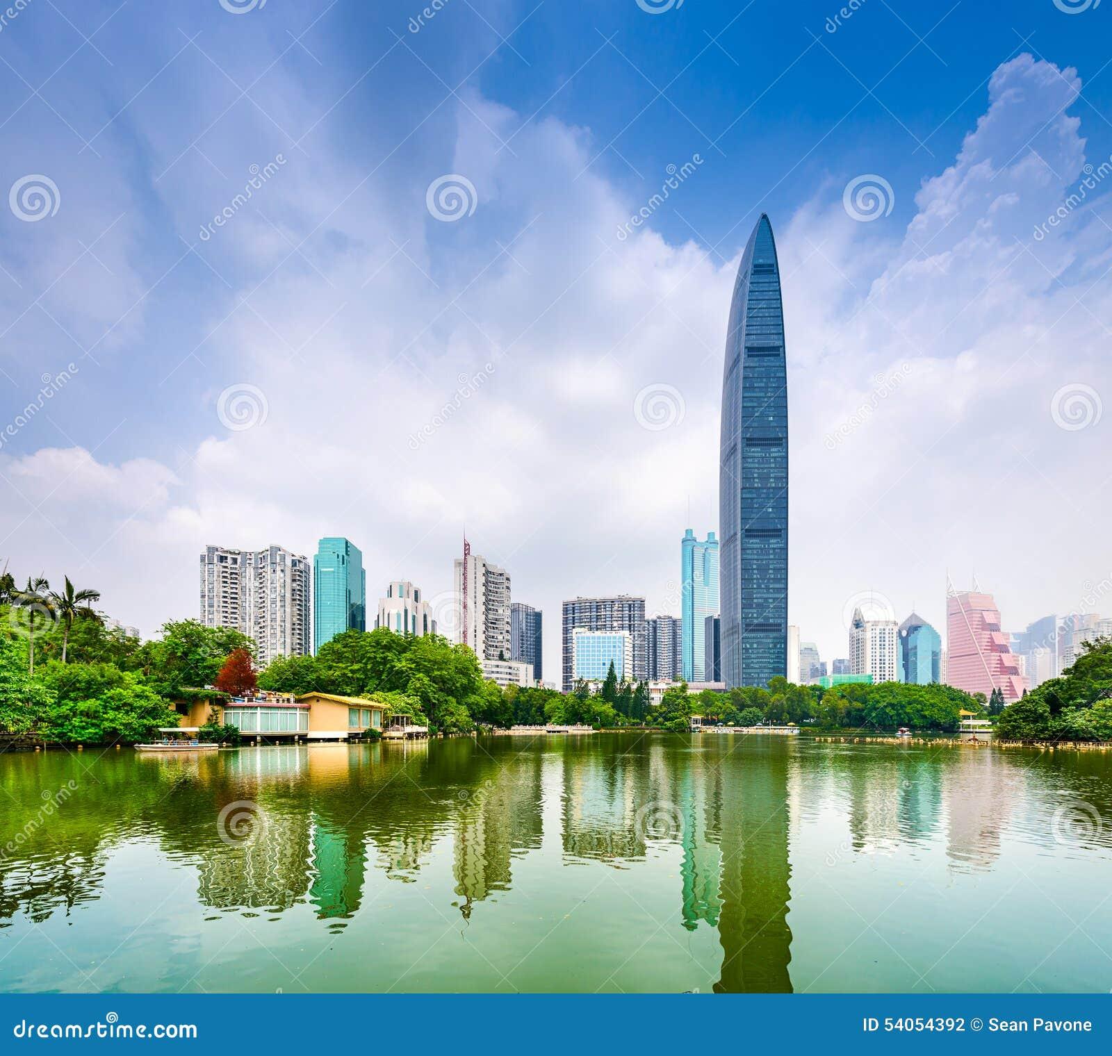 Shenzhen Chiny