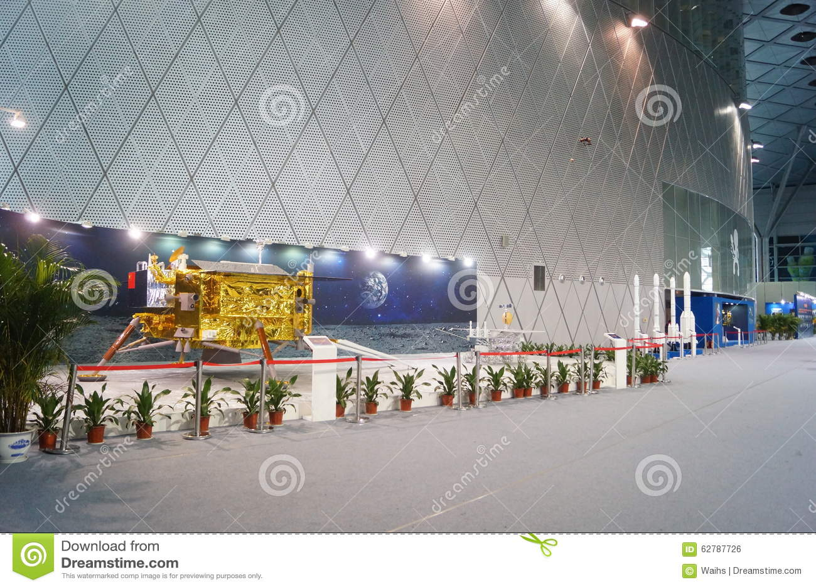 Shenzhen, Chiny: Chińskie Księżycowe eksploracja programa nauki świadomości tygodnia aktywność