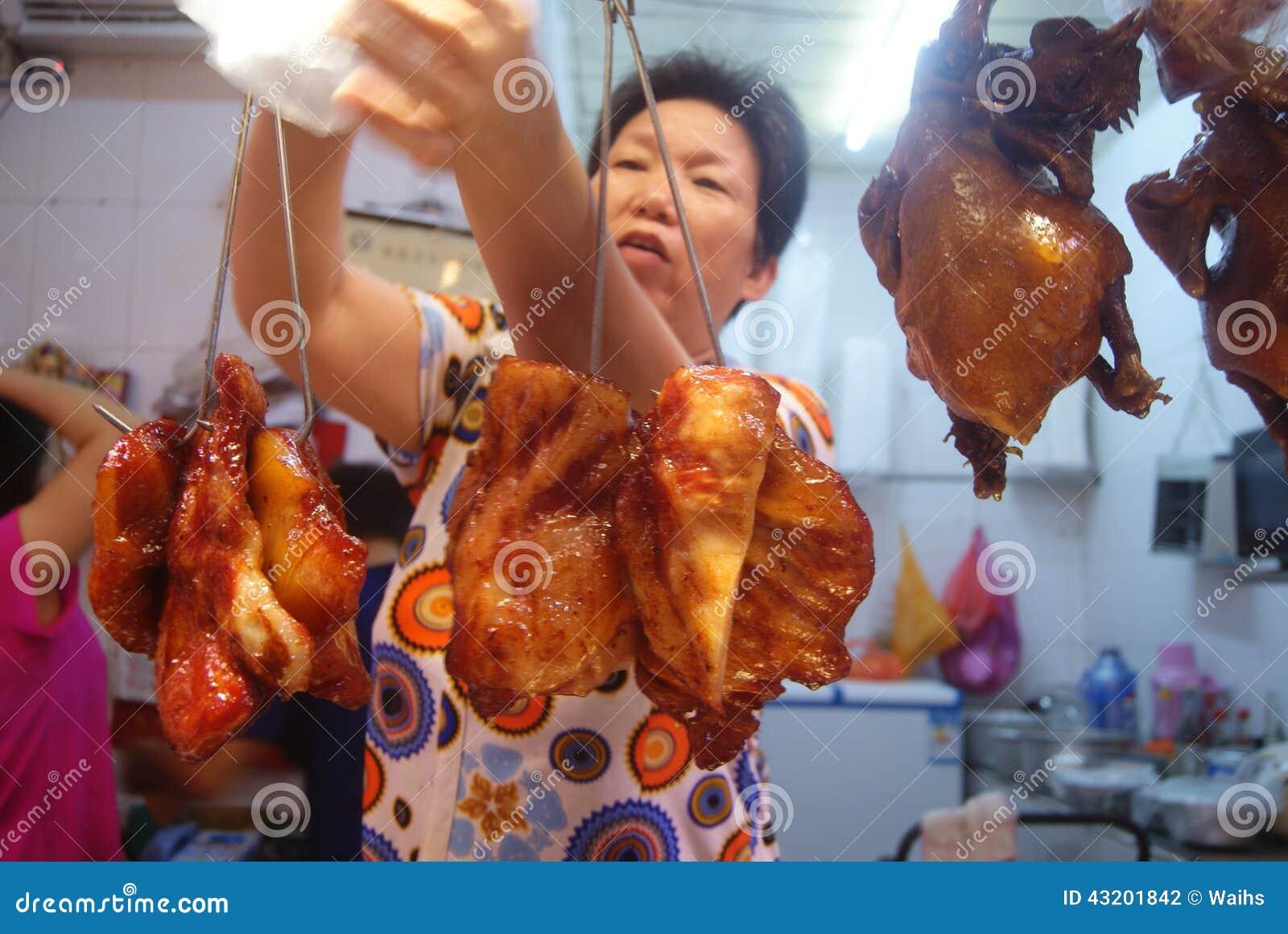 Download Shenzhen Kina: Stekkött Shoppar Redaktionell Arkivbild - Bild av produkter, askfat: 43201842