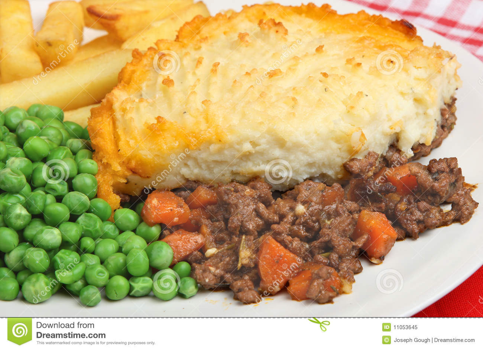 Shepherds Pie Chips