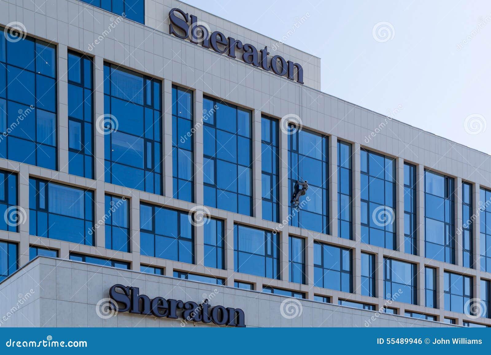 Sheraton Hotel en Ufa, Bashkortostan, Federación Rusa