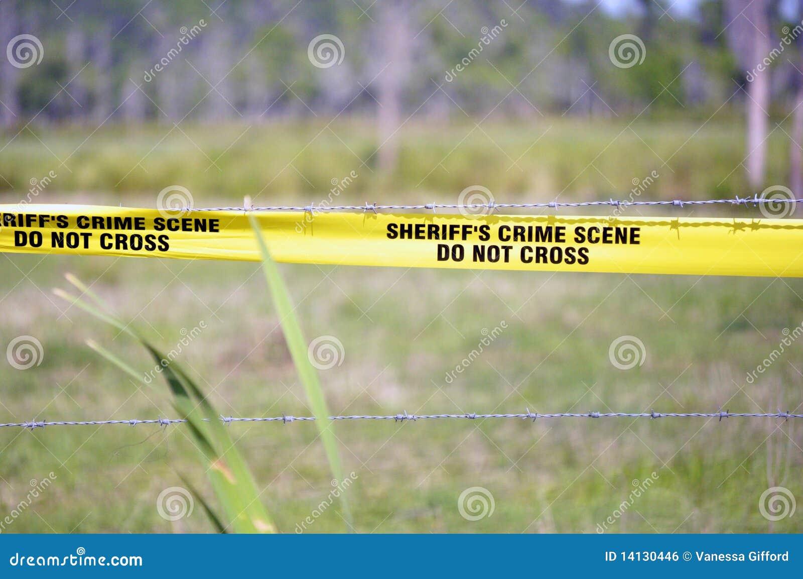 Sheriff s Crime Scene
