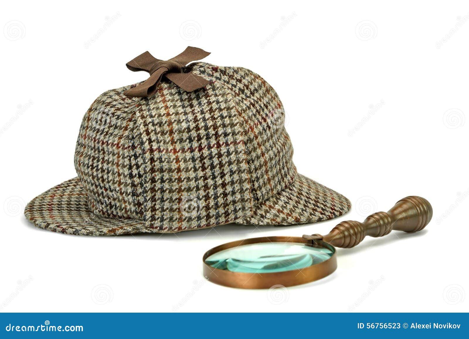 Sherlock Holmes Deerst...