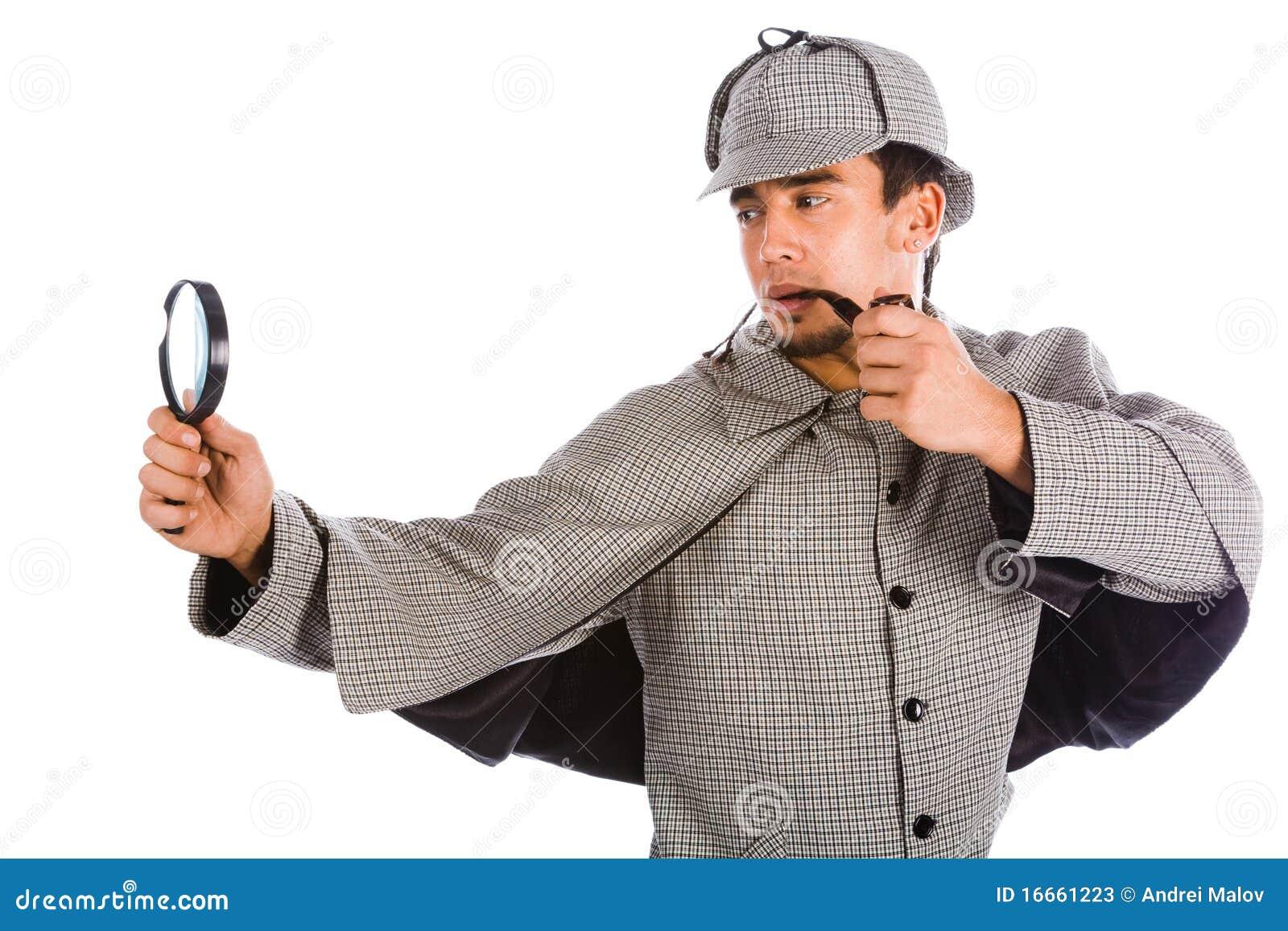 Sherlock Holmes With M...