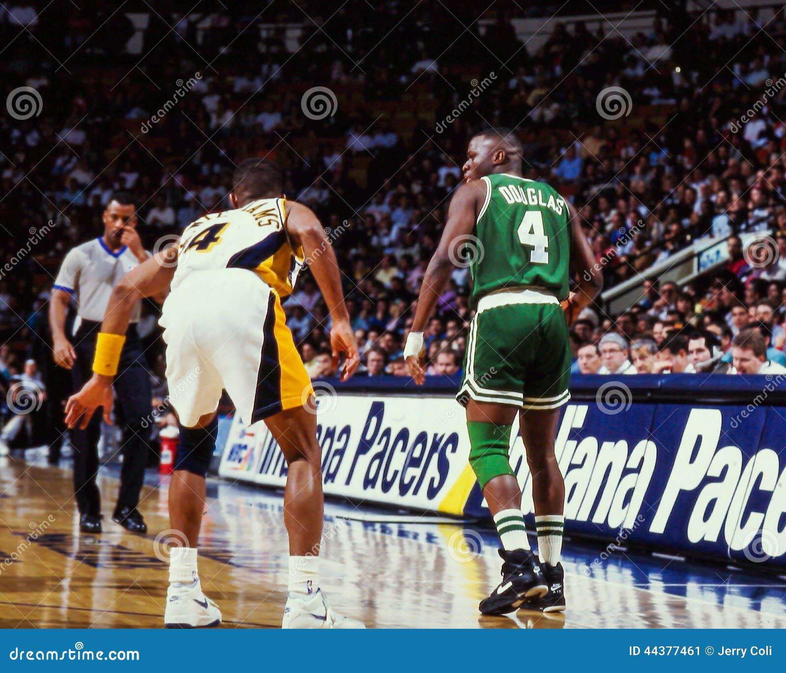 Sherman Douglas Boston Celtics Editorial Image
