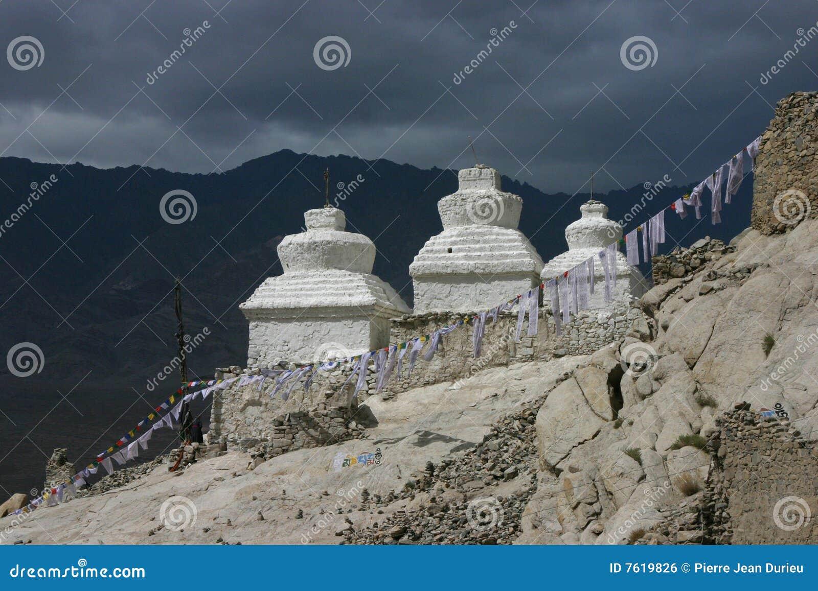 Shey stupa