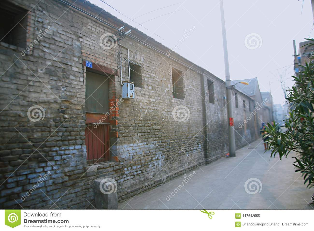 Those things in the old city of Luoyang