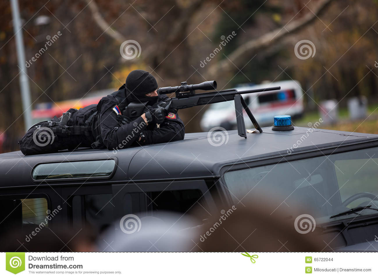 Shield editorial stock image  Image of armed, hostage - 65722044