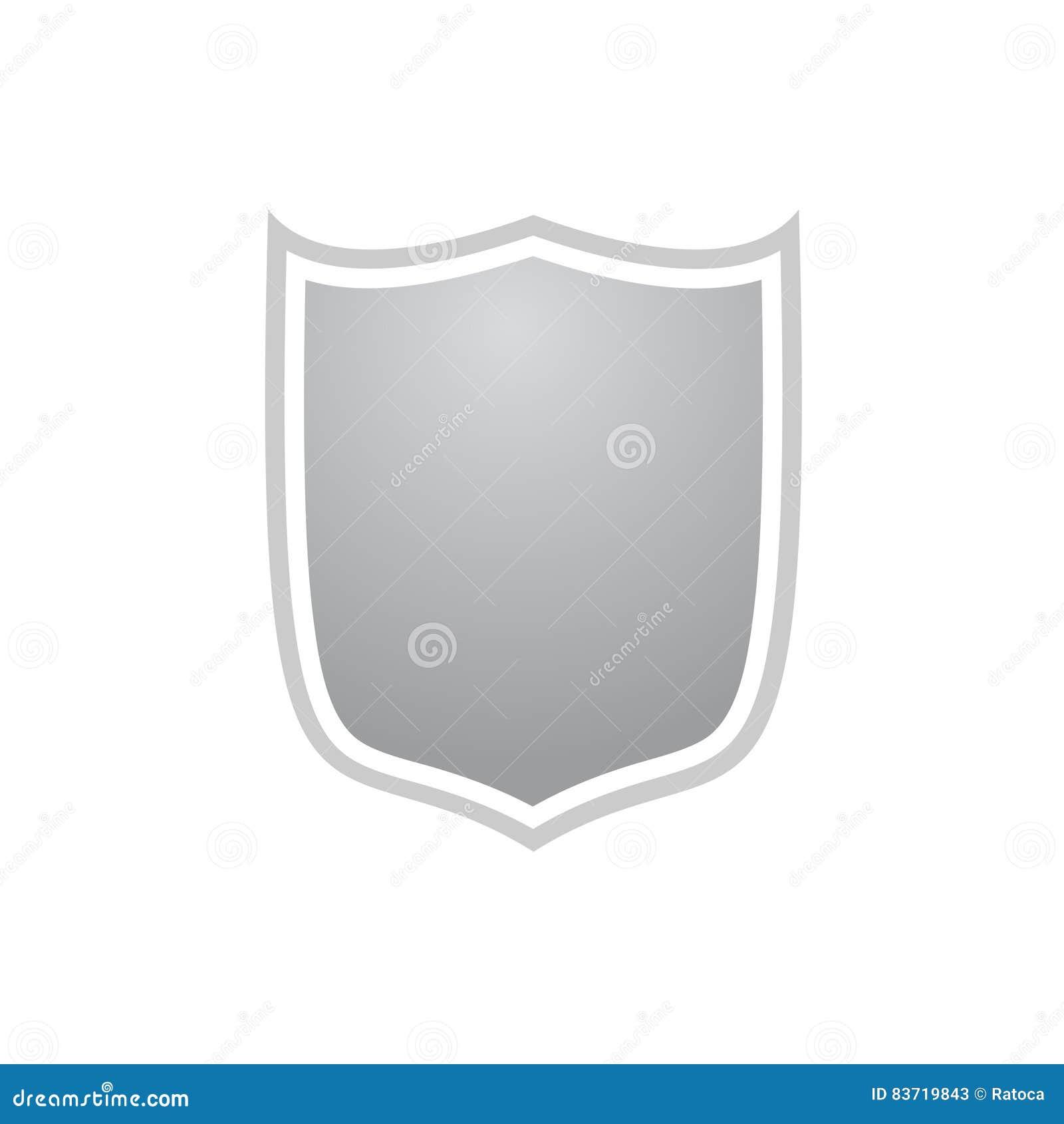 Shield Icon Stock Vector