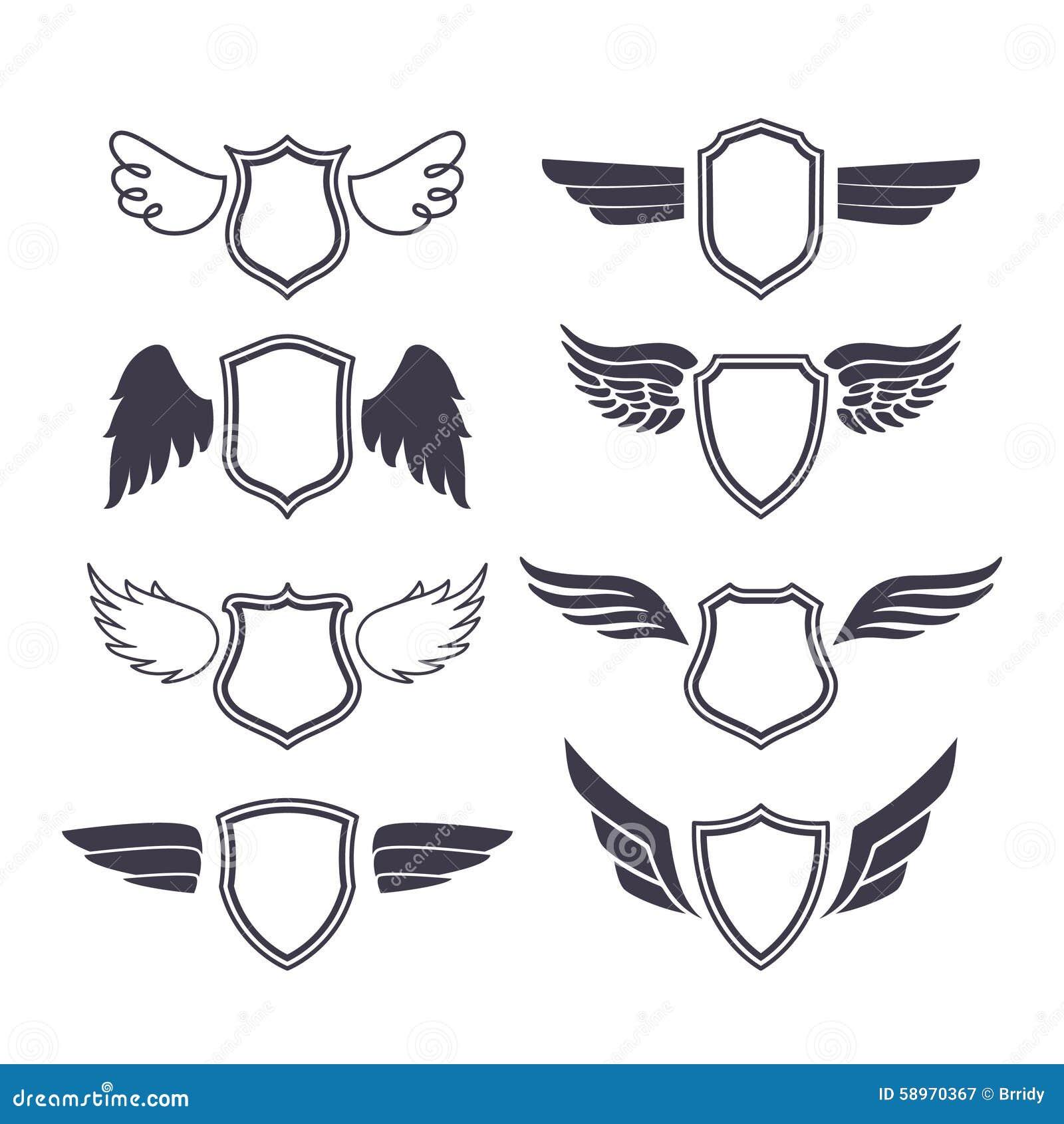 Consider, winged logos vintage phrase brilliant