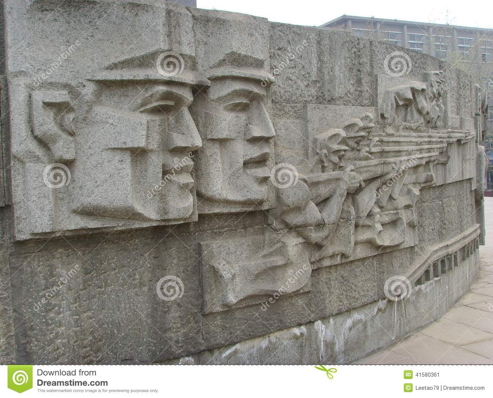 Shijiazhuang, Befreiungs-Monument