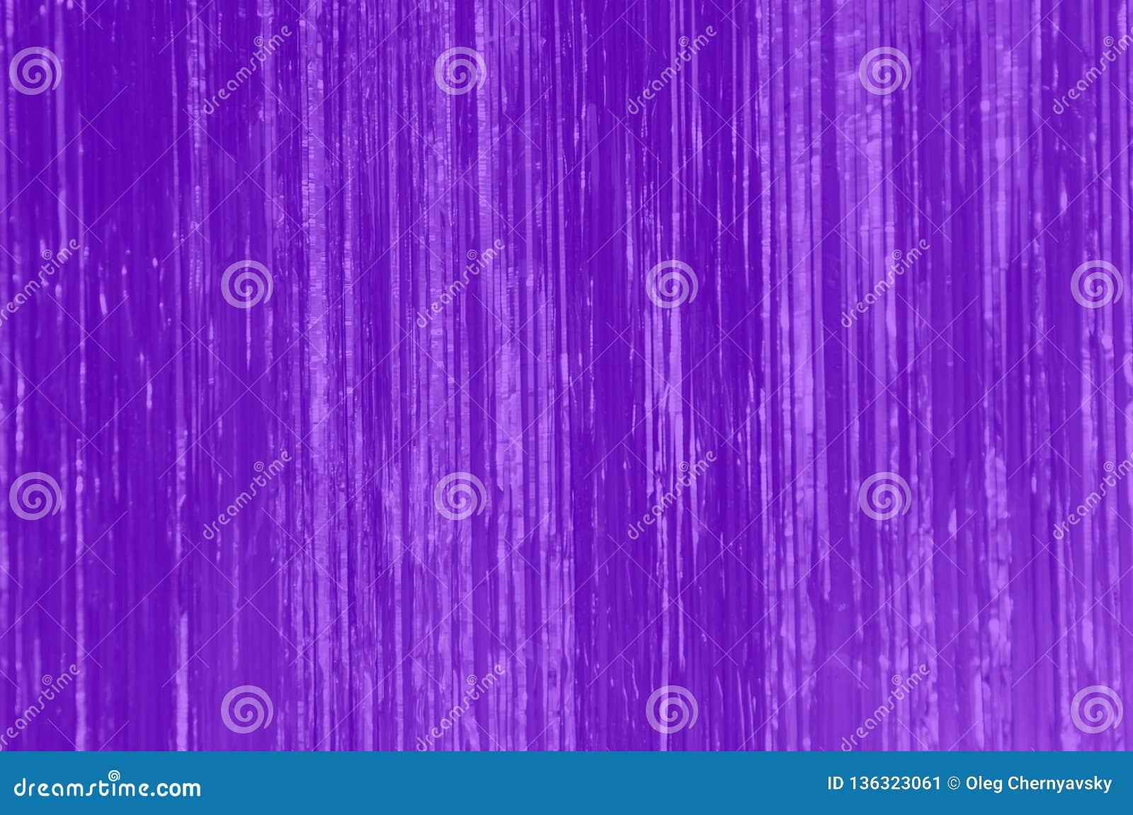 Shimmer сияющая предпосылка сусали для праздничного украшения Тонизированный фиолет